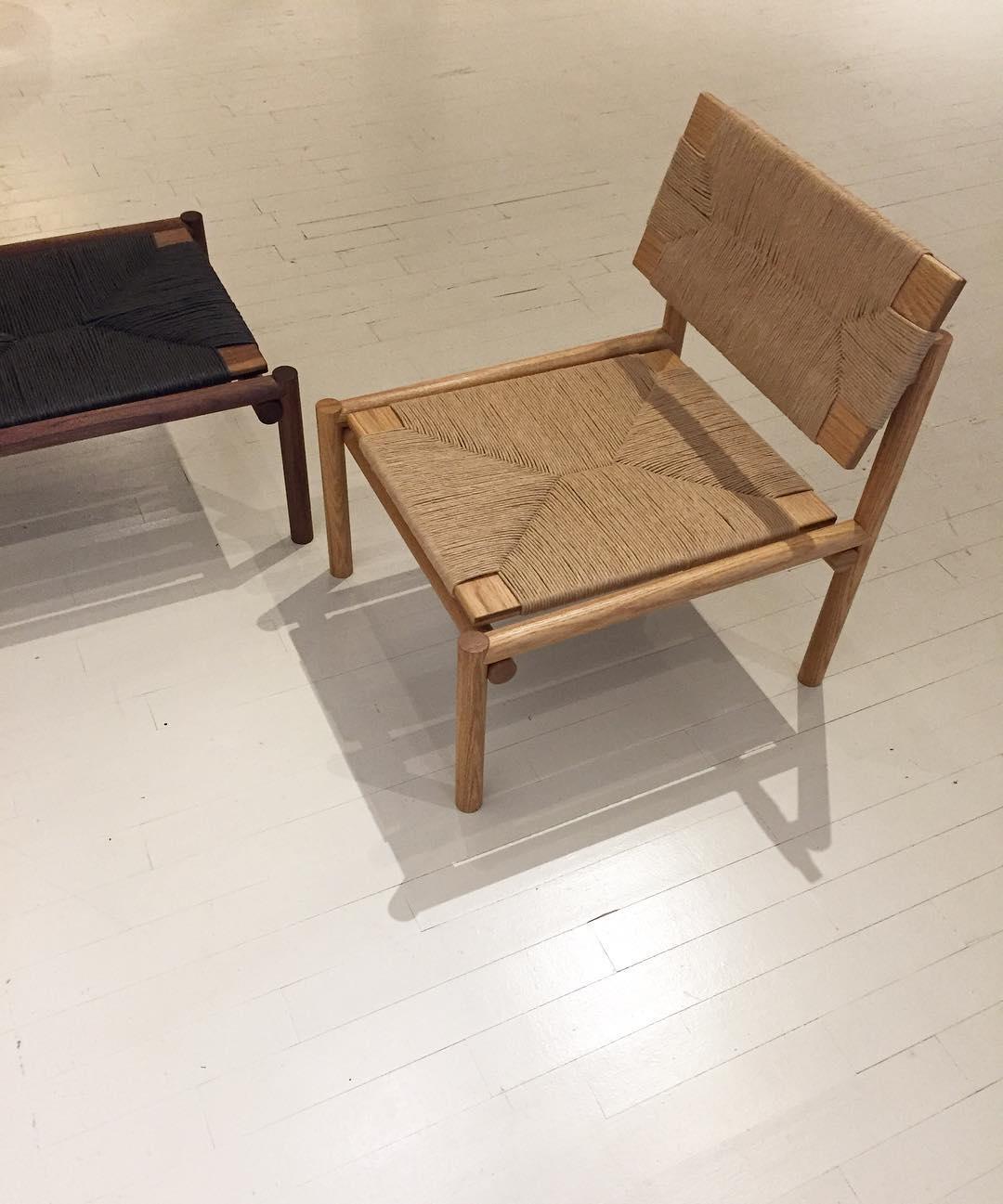 """Modern Rattan """"Portuguesa"""" chairs"""