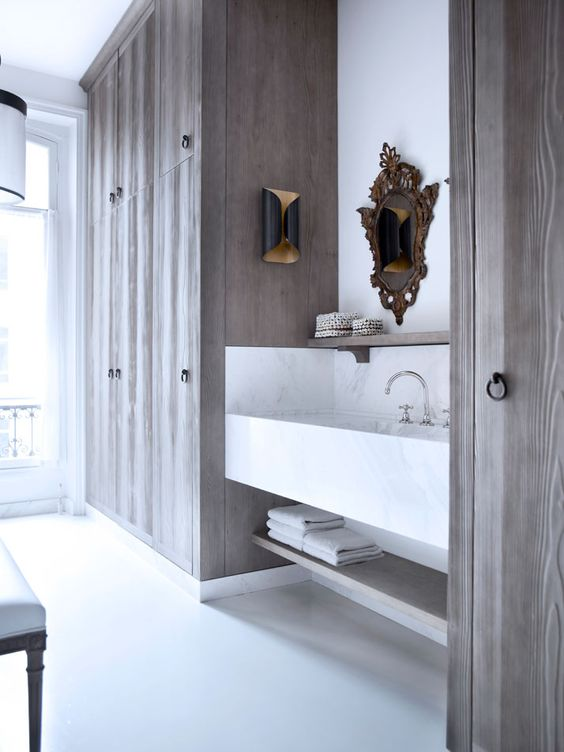 Laid back Luxe or How to mix Traditional and Modern